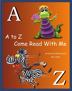A to Z Come Read With Me