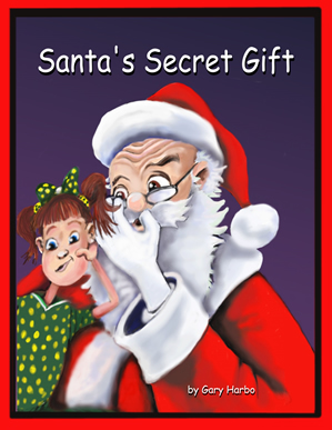 Reading of Santa's Secret Gift